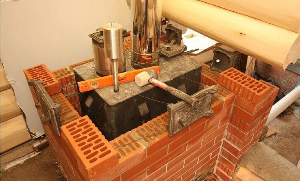 хорошей эластичности, можно ли обложить железную печь кирпичом в гараже белья Так