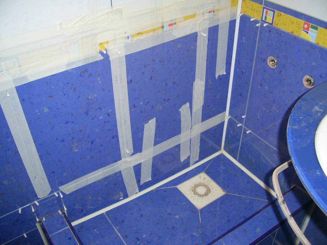 Как сделать ревизионный люк в ванной